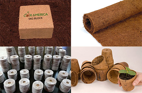 Factory Direct Supplier Of 100 Organic Coconut Coir Coco